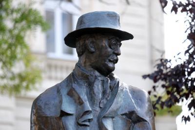 헝가리 의회 위대한 동상  07