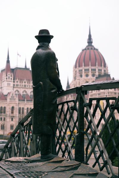 헝가리 의회 위대한 동상  11