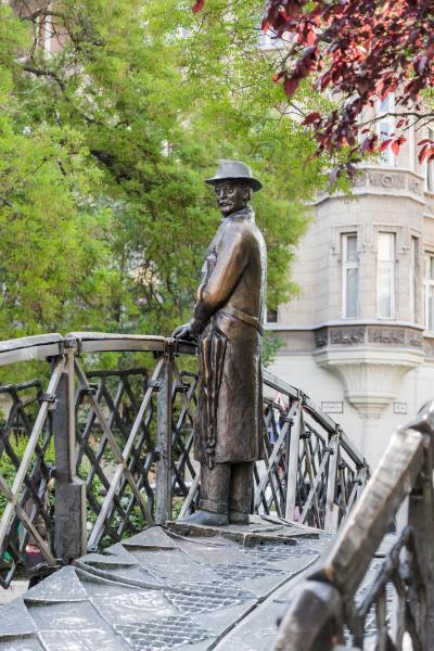 헝가리 의회 위대한 동상  12