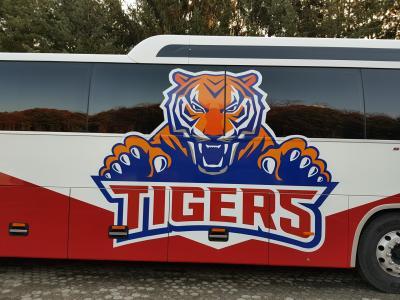 기아 타이거즈 야구단(버스)