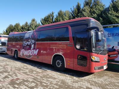 키움 히어로즈 야구단(버스)