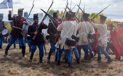 1848년 독립전쟁 재현 02