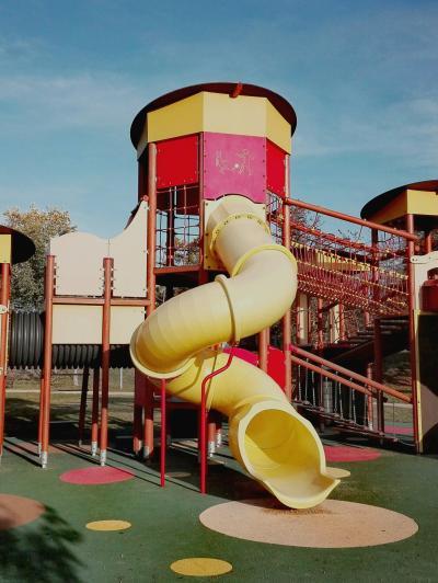 헤일즈 공원 놀이터 02