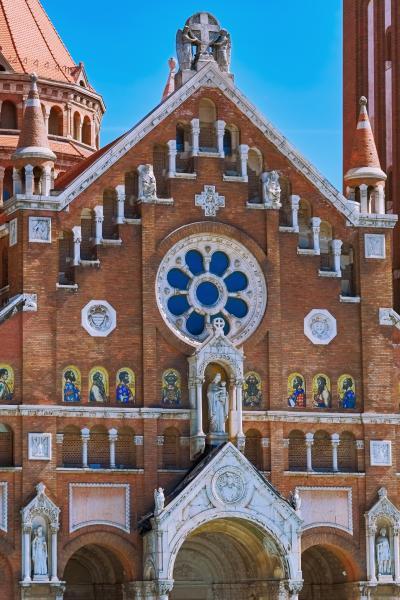 세게디 돔 카톨릭교회 상세사진  06