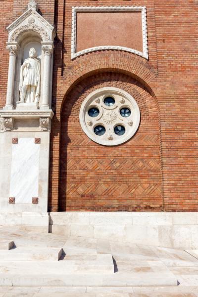 세게디 돔 카톨릭교회 상세사진  07