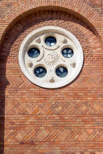 세게디 돔 카톨릭교회 상세사진  08
