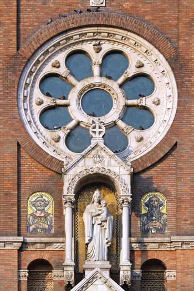 세게디 돔 카톨릭교회 상세사진  05
