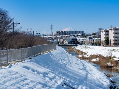 야마자키공원, 겨울 02