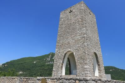 산 안나 디 스타체마 납골당 타워  05