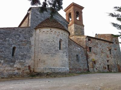 페이브 로마니카 디 산 비토레 교회  01