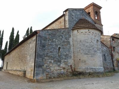 페이브 로마니카 디 산 비토레 교회  03