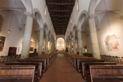 산세폴크로 성당 인테리어  01