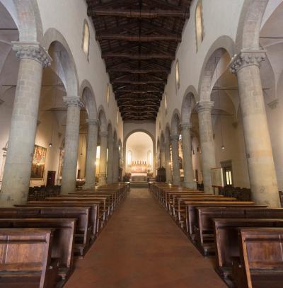 산세폴크로 성당 인테리어  04