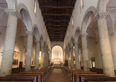 산세폴크로 성당 인테리어  02