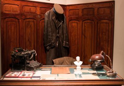 헝가리 국립 박물관 내부 공산주의 전시물