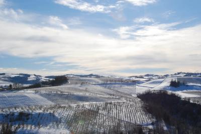 세라룽가 달바 겨울 파노라마 풍경  02