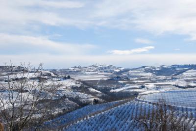 세라룽가 달바 겨울 파노라마 풍경  06