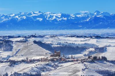 세라룽가 달바 겨울 파노라마 풍경  03
