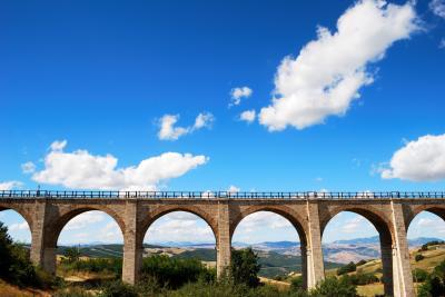캄폴리에토 옛 기차대교 02