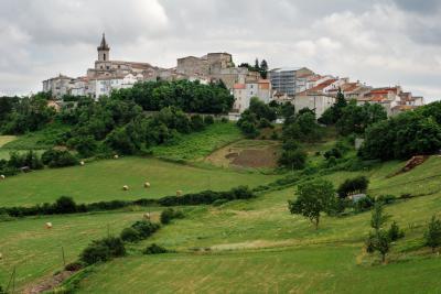 몬타가노 마을 시골풍경 01