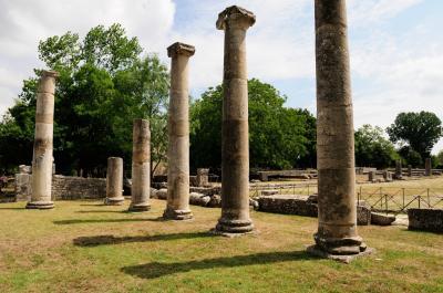 세피움 고대 기둥 유적 02