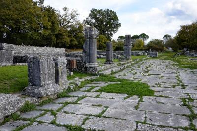 세피움 고대유적지 분수 유적 03