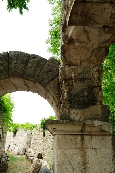 세피움 고대유적지 포르타 보비아눔 03