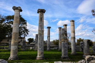 세피움 고대 기둥 유적 03