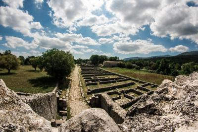 세피움 고대유적지 포로 로마노