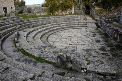 세피움 로마극장 유적 03