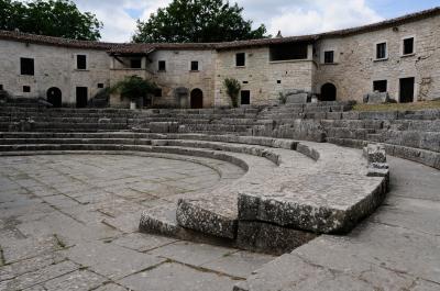 세피움 로마극장 유적