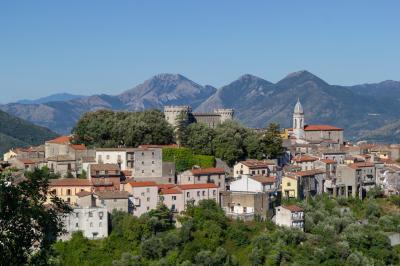 몬테로두니 마을 파노라마