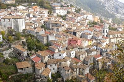 로카만돌피 마을 파노라마