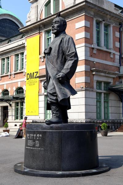 서울역 광장, 이봉창 의사 동상 05
