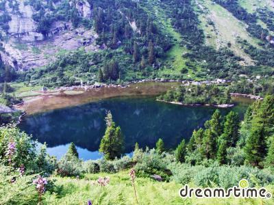 운테레르 무르크제 호수