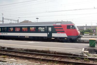 스위스 철도 (스위스 연방철도) 03