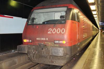 스위스 철도 (스위스 연방철도) 10