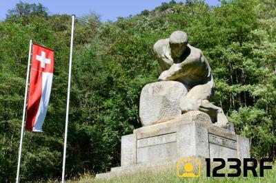 조르니코 전투 기념비