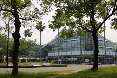 하나하쿠기념공원츠루미녹지, 사쿠야코노하나관 05