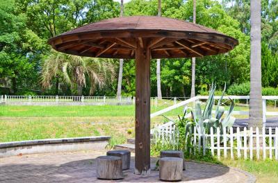 하나하쿠기념공원츠루미녹지, 여름 12