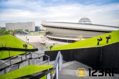 스포덱 스포츠 및 콘서트 경기장