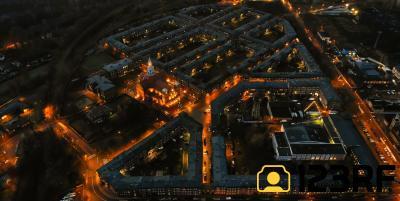 니키쇼비에 역사 지구 야경