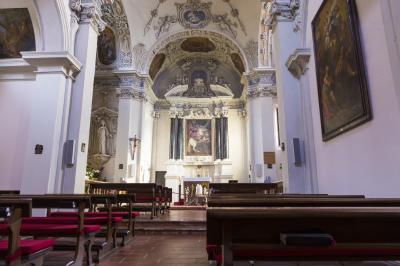 산 로코 교회 인테리어 01
