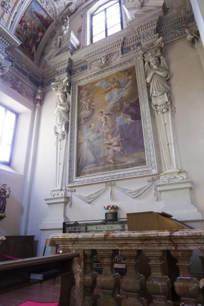 산 로코 교회 인테리어 07