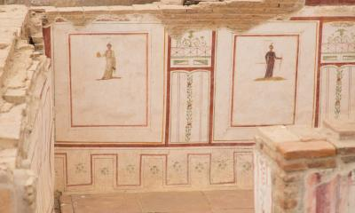 에페수스 테라스 하우스 로마 벽화