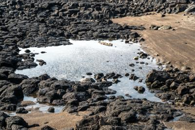 하모 방파제 해안 12