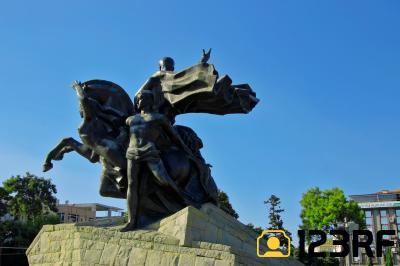 무스타파 케말 아타투르크 동상