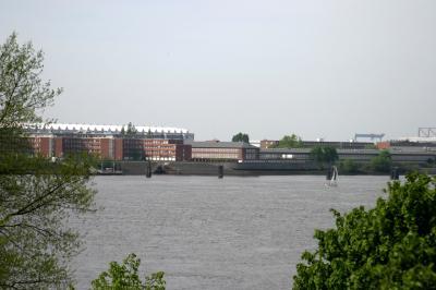 함부르크 에어 버스 공장