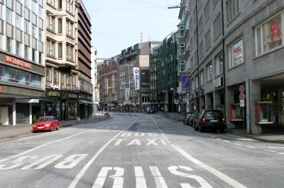 융페른슈티크 거리