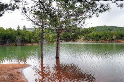캄릭 국립공원 호수  03